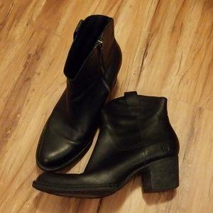 Beautiful Born Leather Boots